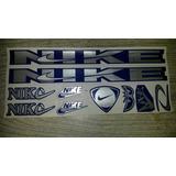 Calcomania De Bicicletas Nike