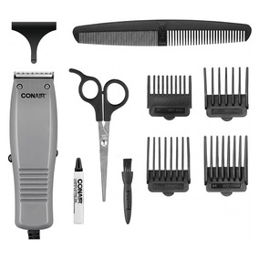 Kit Maquina Afeitar Cabello Domestica Simple Conair Original