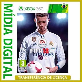 Fifa 18 2018 Xbox 360 [baixar Na Live] Narracao Ptbr