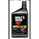 Heads Wolf Aceite Premium 20w50 2 Cajas