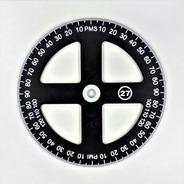 Disco Graduado Para Puesta A Punto Centro 12mm