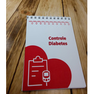 Bloco Controle Diabetes - 5 Unidades