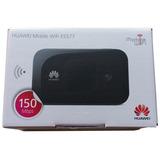 Modem Router 4g Huawei E5573c Con Tecnología 2g 3g 4g