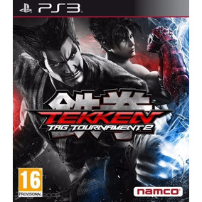 Tekken Tag Tournament 2 Ps3 Entregas En El Dia