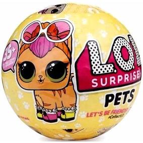 Boneca Lol Pets - Serie 3 - Original Mga - Importada Eua