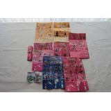Diez Folletos De Playmobil Variados De Figures Sorpresa!!!,