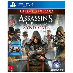 Assassins Creed Syndicate Ps4 100% Português Pra Acabar!