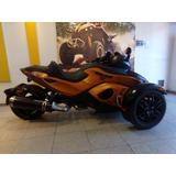 Triciclo Spyder Can Am Rs990 S 2011 5000km Naranja