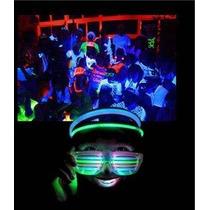 Combo Cotillón Luminoso 120 Personas Led/flúo Fiesta Carioca