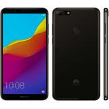 Huawei Y7 2018 4g Lte Sellados Somos Empresa Tienda Fisica