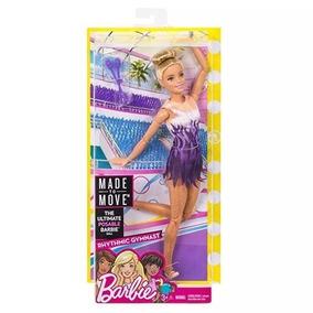 Boneca Barbie Articulada - Ginasta - Mattel