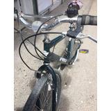 Cicla Todo Terreno En Aluminio