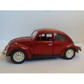Miniatura Volkswagem Fusca 1967 - Escala 1/32 Raridade