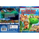 Un Gran Dinosaurio Disney Dvds!!!