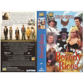Los Beverly Ricos Vhs The Beverly Hillbillies Erika Eleniak
