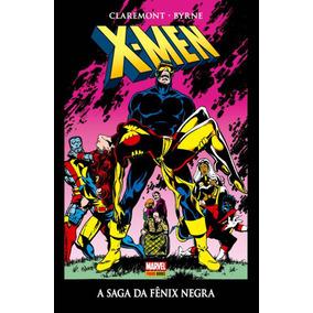 Panini - X-men A Saga Da Fênix Negra Encadernado Capa Dura