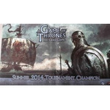 Playmat Summer 2014 Champion A Game Of Thrones