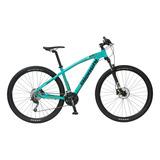Bicicleta Bianchi K29.1 Deore/alivio 3x9 Celeste Talla L