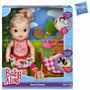 Baby Alive Hora De Comer Hasbro A7194 Guera