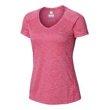Polera M/c Zero Rules Short Sleeve Shirt Multicolor Columbi