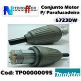 Conjunto Do Motor Original P/parafusadeira 6723dw Makita
