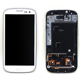 Pantalla Lcd+táctil+marco Samsung Galaxy S3 Lte I9305~blanca
