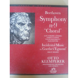 (2)discos Acetato Symphony Beethoven N=9 Choral Nuevos