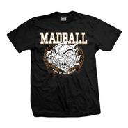 Remera Madball  Ball Of Destruction