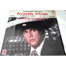Fernando Allende - Corazon Salvaje Lp