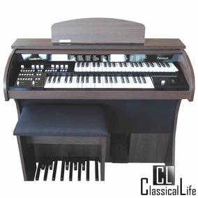 Órgão Eletrônico Digital Acordes 2d Premium 2 D Garantia Nfe