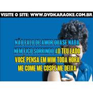 Dvd Karaoke Raul Seixas - Dvdoke Músicas Videoke