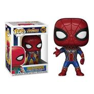 Funko Pop Iron Spider Avengers Infinity War 287