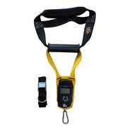 Dinamômetro Digital 50kg Fisioterapia Com Puxador + Cinta
