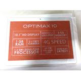 Tablet Teléfono Plum Optimax 10 Pulgadas Nueva, Dual Sim.