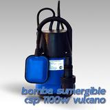 Bomba Sumergible Csp 1100w Vulcano - Linking Rosario