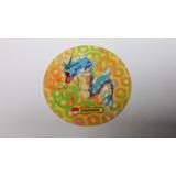 Tazo Pokemon Nintendo 2008 Gyarados Magikarp T-006 Evercrisp
