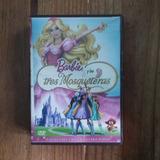 Pelicula Dvd Barbie Y Las Tres Mosqueteras (p2)
