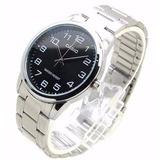 Reloj Casio Hombre Mtp-v001d-1b Envio Gratis