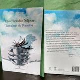 Libro Las Almas De Brandon Cesar Nuevo Y Original