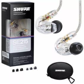 Shure Se215 Clear (transp.) Auricular Intraural Profesional