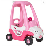 Carrito Dynacraft Hello Kitty Push N Play Luces Y Sonido