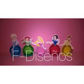 Souvenirs Porta Bombon Princesas Disney Sofia Barbie