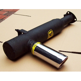 Silenciador Para Vocho Vw Sedan Full Injection