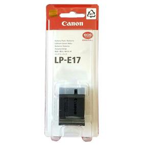 Batería Canon Lp-e17 Original P/ T7i T6i T6s 77d + Garantía