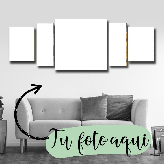 Cuadros Personalizados Con Tu Foto 160x60 Canvas Tela