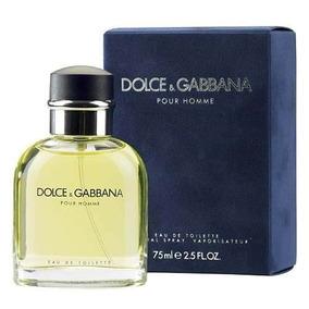 Dolce & Gabbana Pour Homme Eau De Toilette Masculino - 75ml