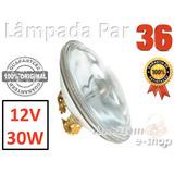 Lampada Tx Par 36 Pimbim Original 12v 30w