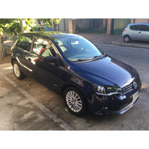 Gol Trend Highline 2015 Impecable, Muy Pocos Km.