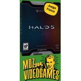 Halo 5 Guardians Deluxe Ed - Xbox One - Físico - Mdz Videoga