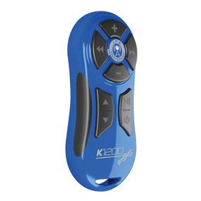 Controle Longa Distância Jfa K1200 Azul Alcance 1200 Mts
